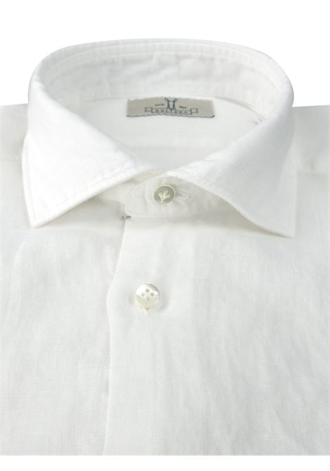 Camicia in lino tinto capo Qultura | Camicie | SA21W01