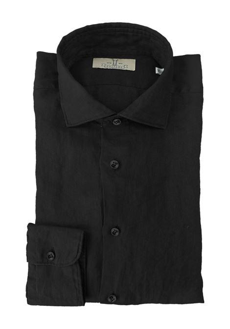 Camicia in lino tinto capo Qultura | Camicie | SA21W41