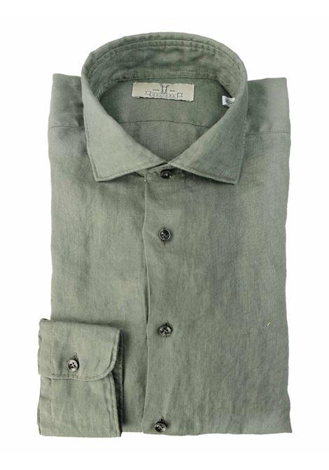 Camicia in lino tinto capo Qultura | Camicie | SA21W61
