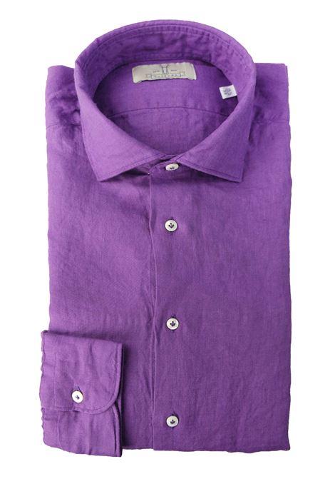 Camicia in lino tinto capo Qultura | Camicie | SA21W62