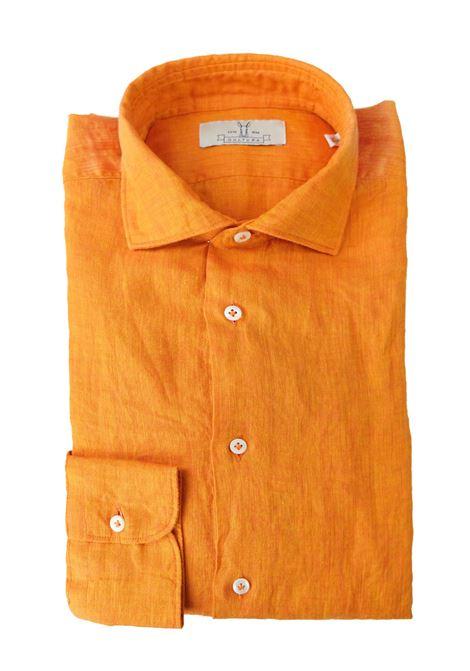 Camicia in lino tinto capo Qultura | Camicie | SA21W63