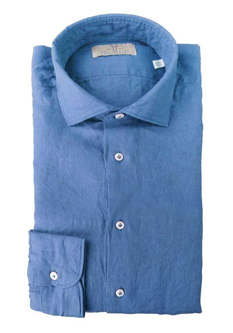 Camicia in lino tinto capo Qultura | Camicie | SA21W65