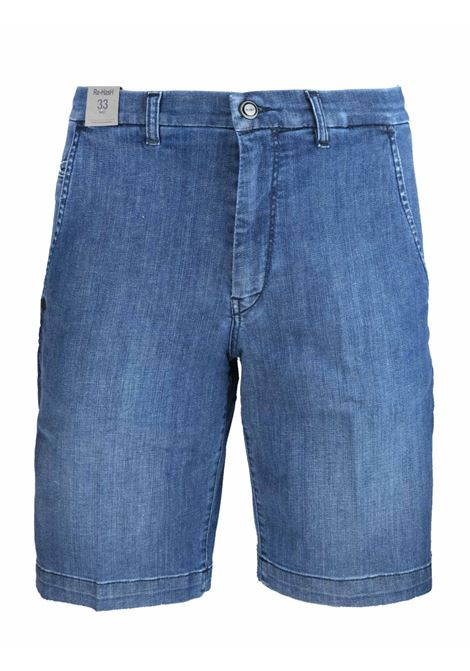 Light denim bermuda shorts Re-HasH | Shorts | BB2835BERNINITJ