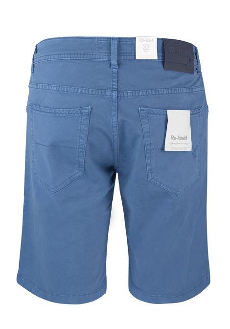 Bermuda modello Jeans Re-HasH | Bermuda | BS0302499MILLET1593