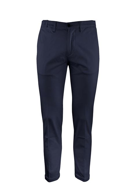 FLAT FRONT CHINOS Re-HasH | Trousers | P2492389MUCHA4002