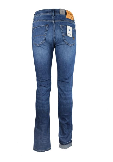 8 OZ. LIGHT DENIM JEANS Re-HasH | Jeans | P4002697HOPPERSZ