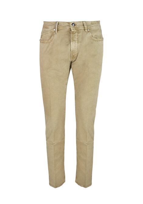 pantaloni 5 tasche in cotone Re-HasH | Jeans | PS4002499HOPPER0143