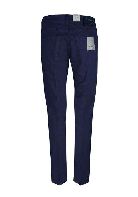 pantaloni 5 tasche in cotone stone washed Re-HasH | Jeans | PS4002499HOPPER4002
