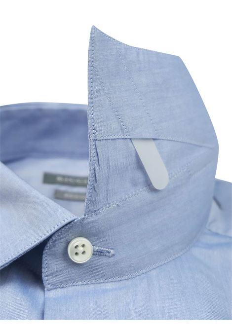 Camicia classica vestibilità SLIM RICCIARDI | Camicie | ADAMODR052