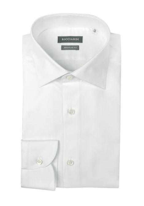Camicia classica vestibilità regular RICCIARDI | Camicie | AREDR027