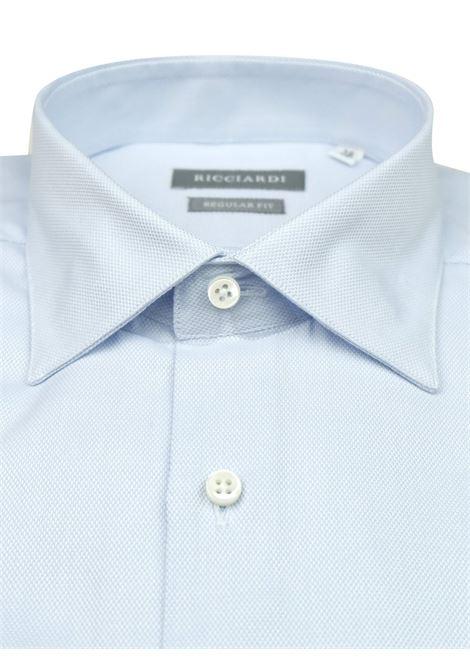 Camicia classica vestibilità regular RICCIARDI | Camicie | AREDR029