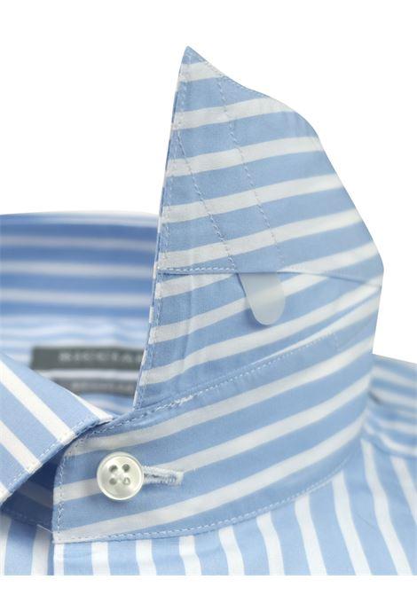 Camicia classica vestibilità regular RICCIARDI | Camicie | AREDR043
