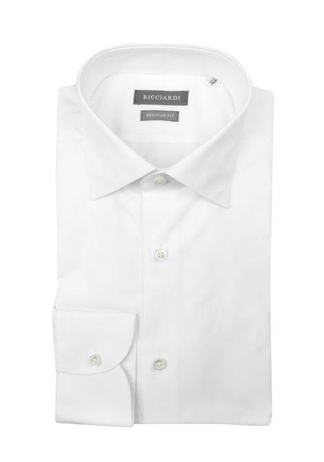 Camicia classica vestibilità regular RICCIARDI | Camicie | AREDR051