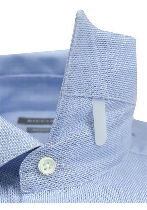 Camicia classica vestibilità regular RICCIARDI | Camicie | ARERD181