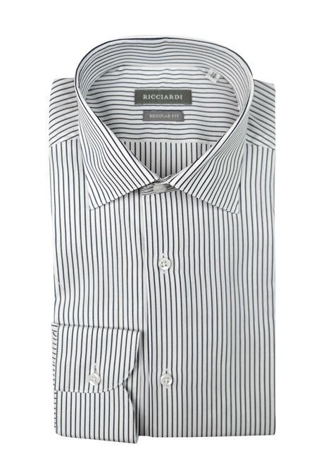 Camicia classica vestibilità regular RICCIARDI | Camicie | ARERD531