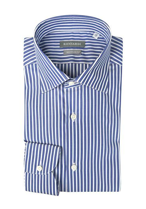 Camicia classica vestibilità regular RICCIARDI | Camicie | ARERD874