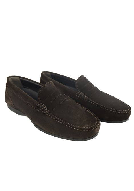 BYRON SUEDE DRIVING MOCS SEBAGO | Shoes | 7001620901