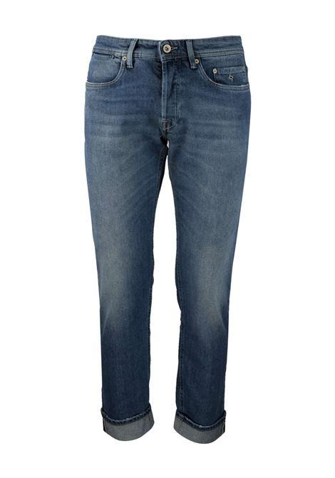 Jeans 10 once lavaggio scuro SIVIGLIA | Pantaloni | MQ2000 803406002