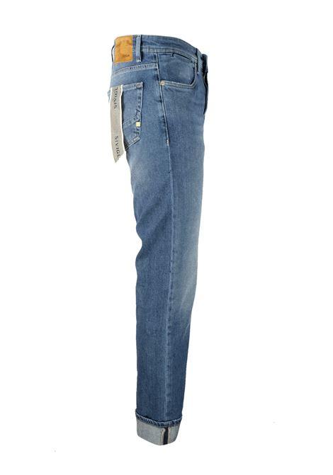 Jeans 10 once lavaggio medio SIVIGLIA | Pantaloni | MQ2000 803406003