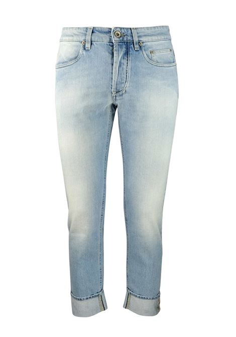 Bleached 10oz. jeans SIVIGLIA | Trousers | MQ2001 801106003
