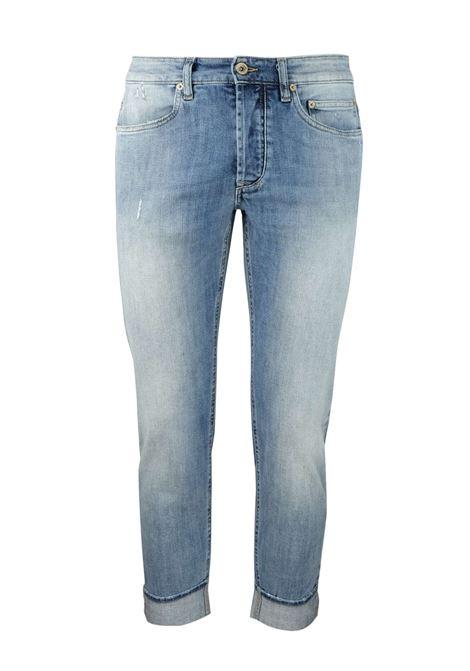 Bleached 10oz. jeans little scratches SIVIGLIA | Trousers | MQ2001 801306003