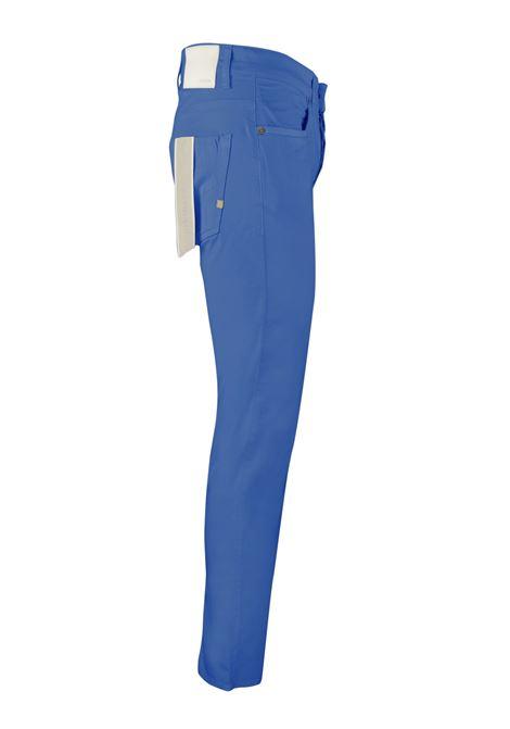 pantaloni 5 tasche in cotone, SIVIGLIA | Pantaloni | MQ2001 80220622