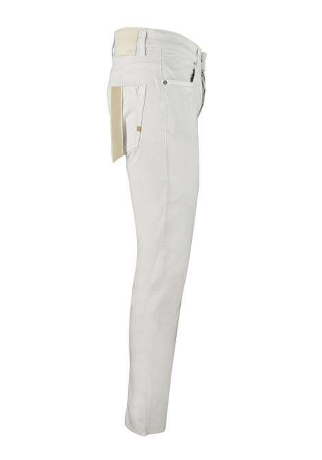 pantaloni 5 tasche in cotone SIVIGLIA | Pantaloni | MQ2001 80220816