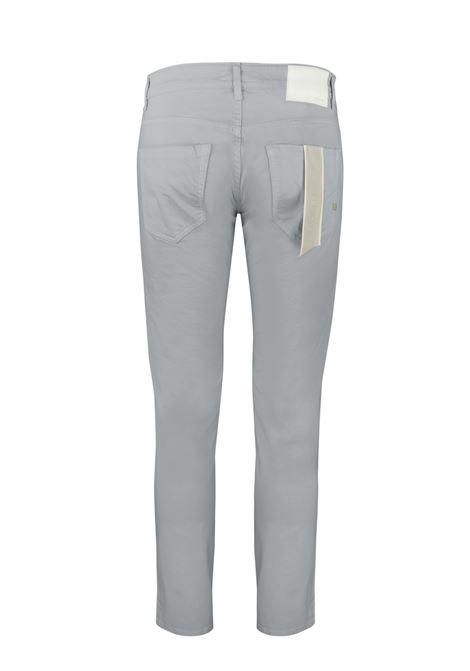 pantaloni 5 tasche in cotone SIVIGLIA | Pantaloni | MQ2001 80220826