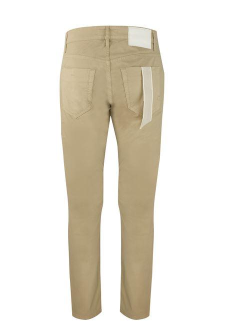 5 pocket light cotton pants SIVIGLIA | Trousers | MQ2002 80230209