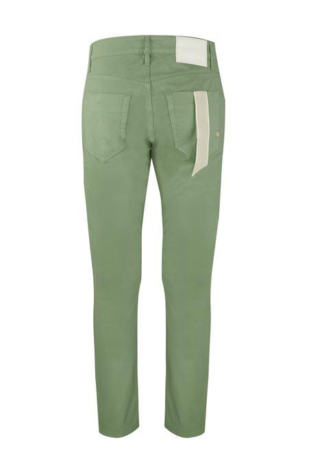 pantaloni 5 tasche in cotone SIVIGLIA | Pantaloni | MQ2002 80230359