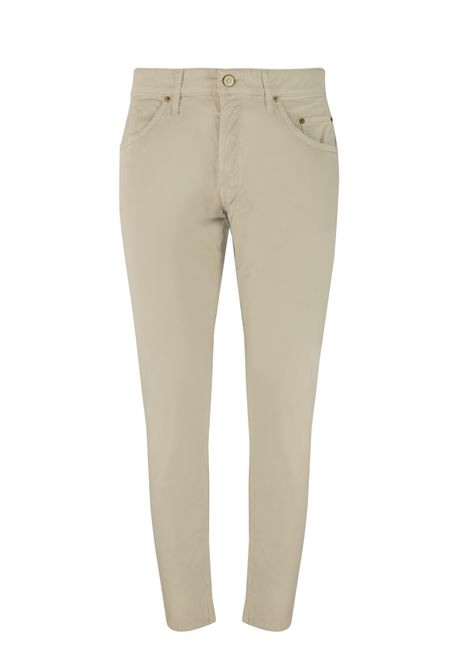pantaloni 5 tasche in cotone SIVIGLIA | Pantaloni | MQ2002 80230805