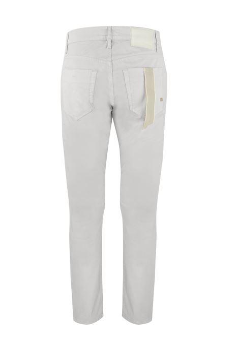 pantaloni 5 tasche in cotone SIVIGLIA | Pantaloni | MQ2002 80230816