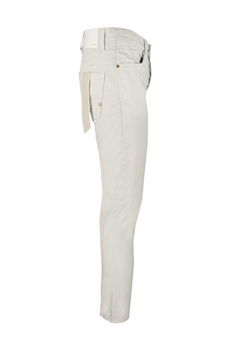 pantaloni 5 tasche in cotone SIVIGLIA | Pantaloni | MQ2005 80220816