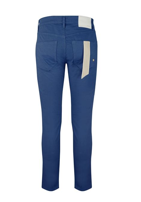 5 pocket light cotton pantd SIVIGLIA | Trousers | MQ2005 80280645