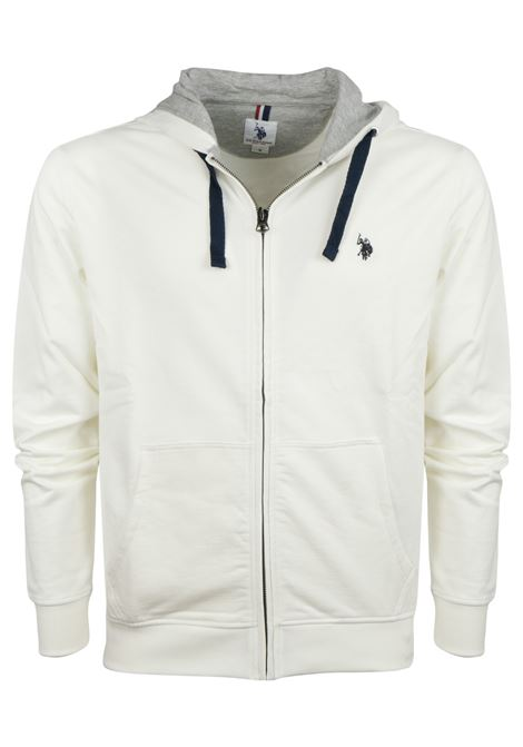 Hooded full zip sweat US POLO ASSN. | Sweats | 162 60020 52088101