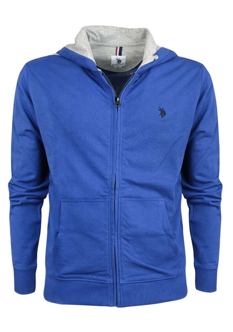 Hooded full zip sweat US POLO ASSN. | Sweats | 162 60020 52088373