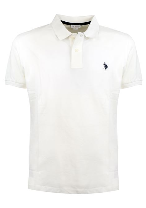 Short sleeves two buttons polo US POLO ASSN. | Polos | 197 60129 41029101