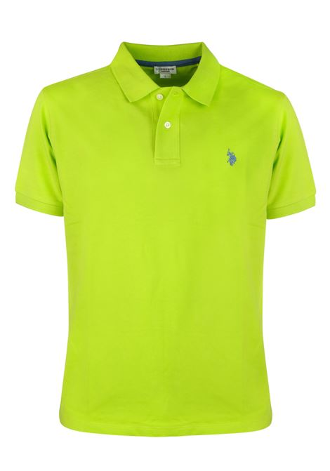 Polo manica corta collo tennis US POLO ASSN. | Polo | 197 60129 41029111