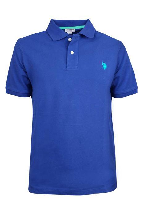 Short sleeves two buttons polo, US POLO ASSN. | Polos | 197 60129 41029173
