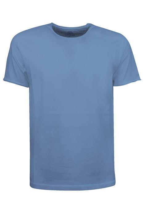 T-shirt tinto capo collo a rollino WOOL & CO. | T- shirt | 08200027