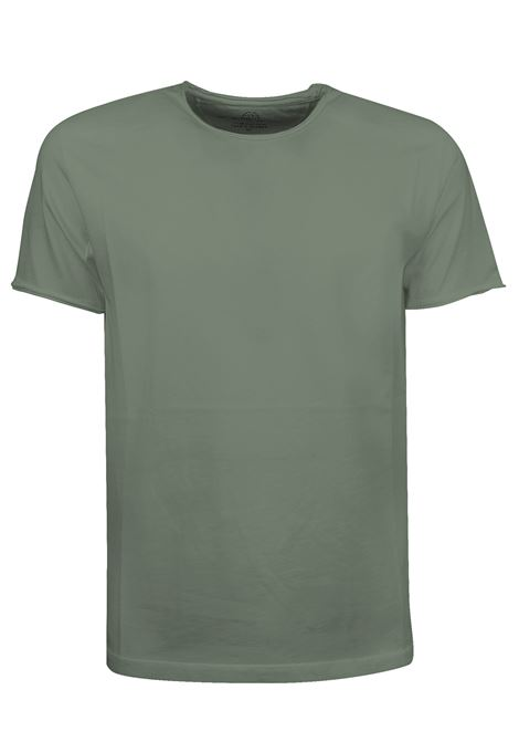 T-shirt tinto capo collo a rollino WOOL & CO. | T- shirt | 08200048