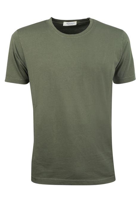 WOOL & CO. | T- shirt | 08300048