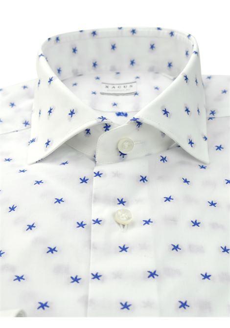 Camicia con stelle ricamate XACUS | Camicie | 358 81412001