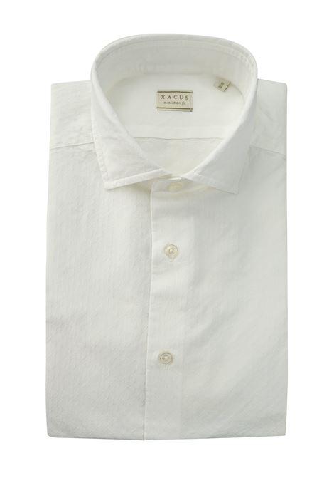 Camicia in cotone tinta unita XACUS | Camicie | 848 81416001