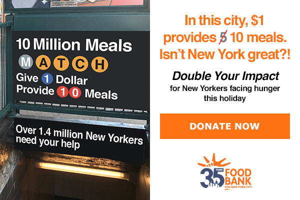 Help With Taxes Food Bank For New York City