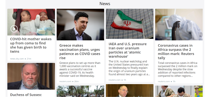 make RSS feed more appealing