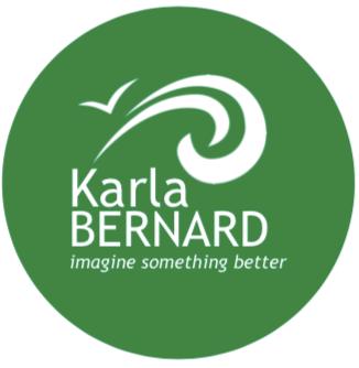 Karla Bernard Campaign Button