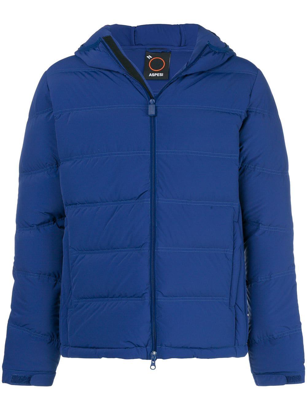 detailed look 872c7 068bc Royal Blue Down Jacket