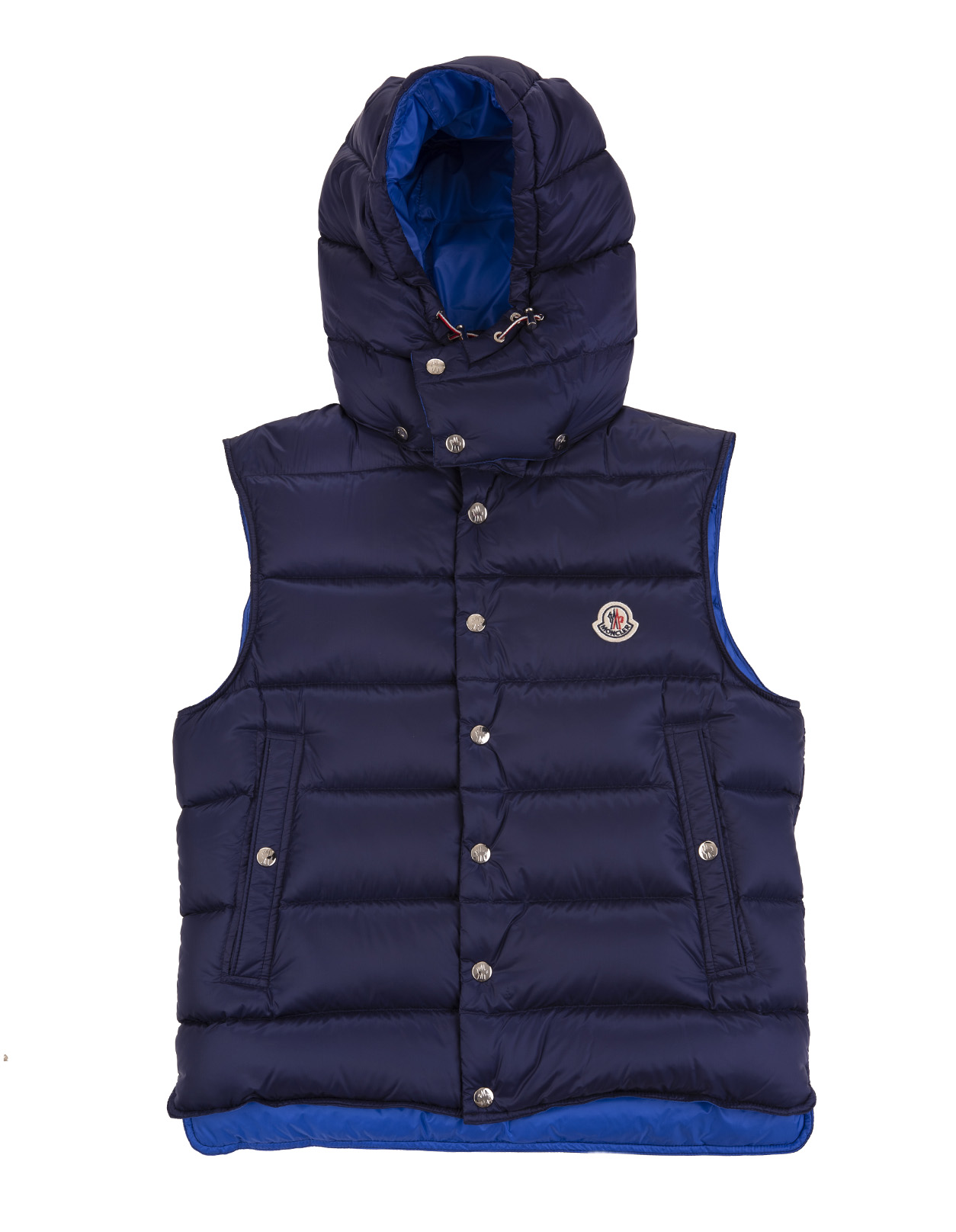 info for 05853 beca0 Blue Billecart Vest