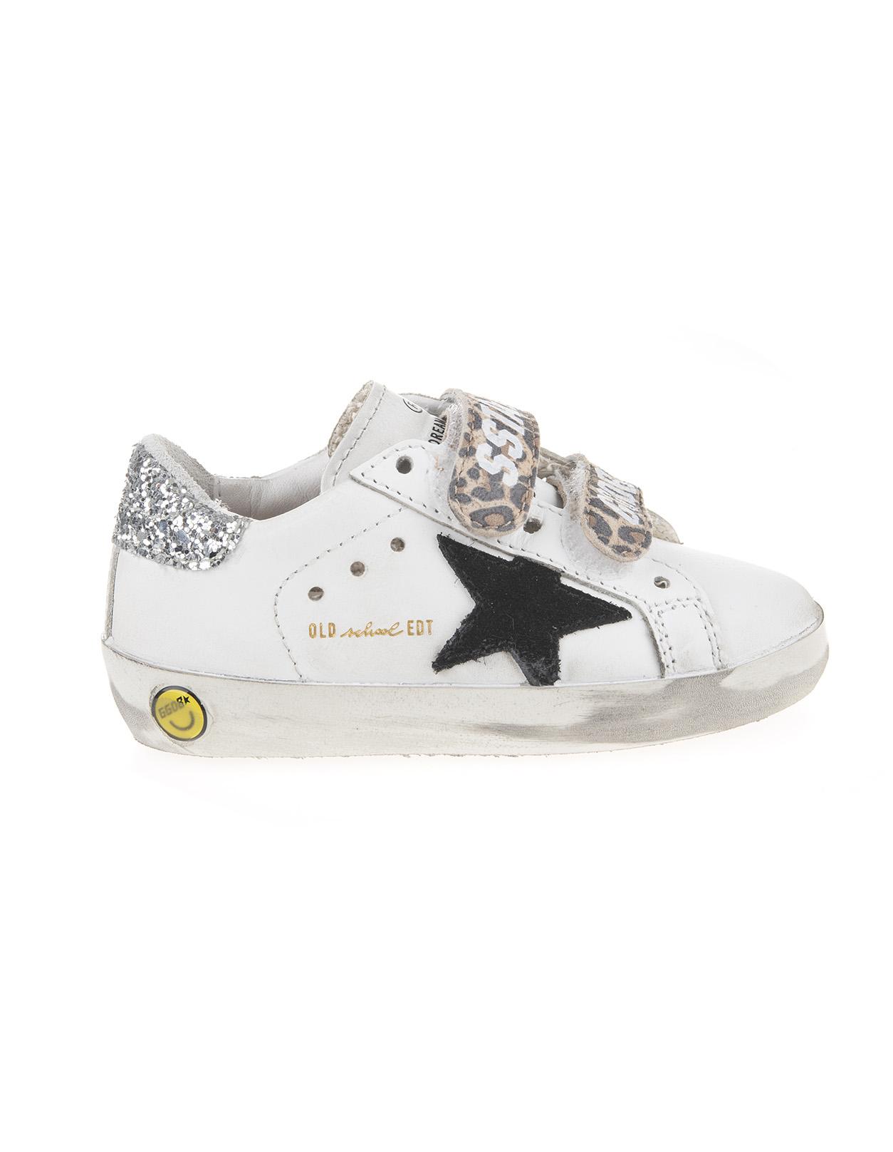 golden goose kids sneakers